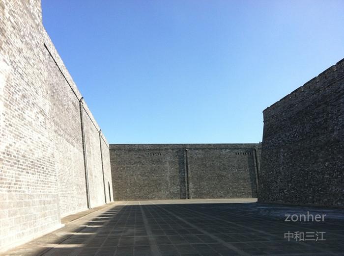 山西省大同市北城墙修复工程