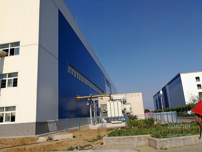 华能营口仙人岛2×50MW热电新建工程