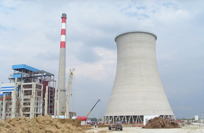 安徽省宿州生物质能电厂