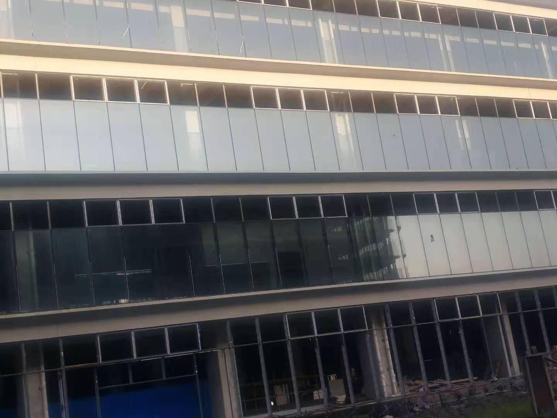 上海浦东美特斯邦威工业园区南通四建项目清水